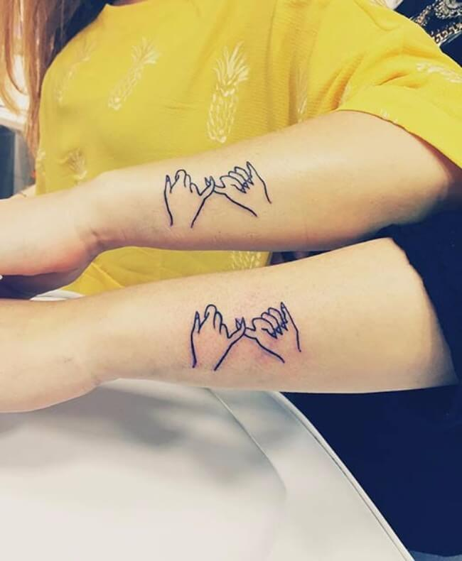 sister tattoos 2