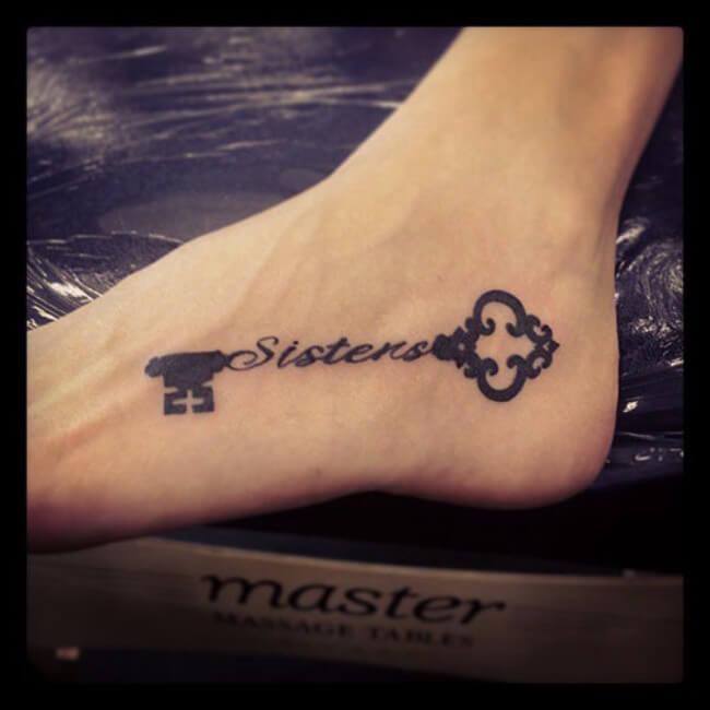 sisters tattoo 65