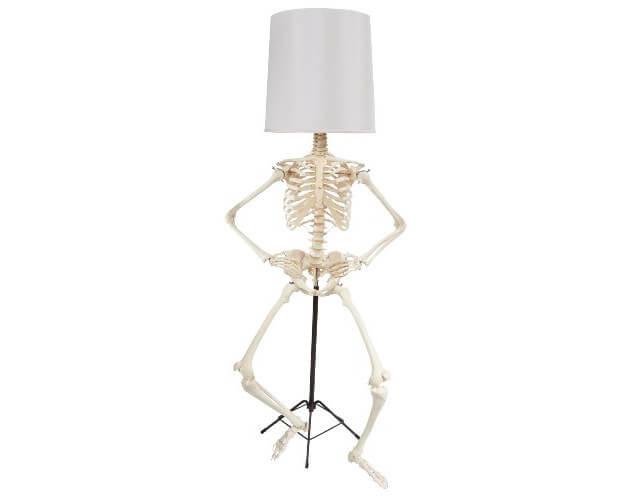 skeleton lamp 4