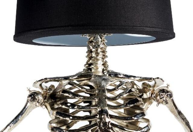 skeleton lamp 6