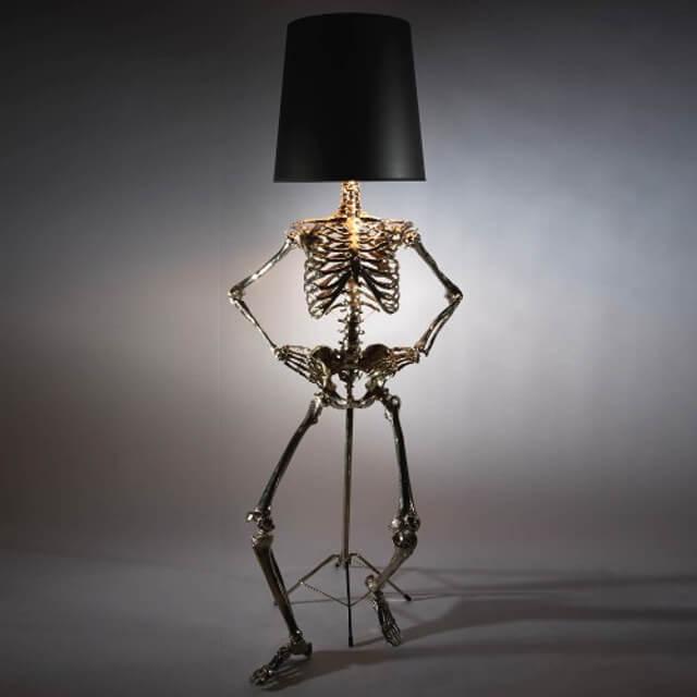 skeleton lamp 7
