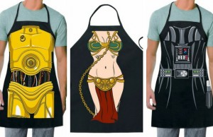 star wars apron feat