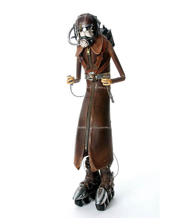 steampunk sculptures 5