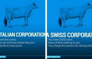 the world economy explained with just two cows feat