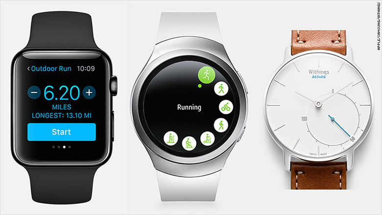 wearable tech smart watch
