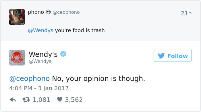 wendy's twitter roasts 8