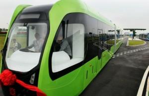 ART china driverless trail feat