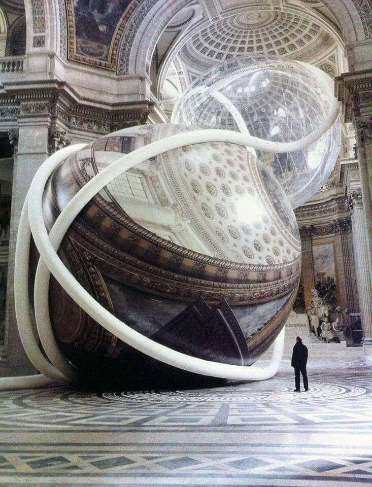Art installation by Klaus Pinter 2