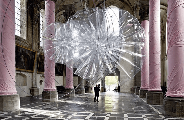 Art installation by Klaus Pinter 5