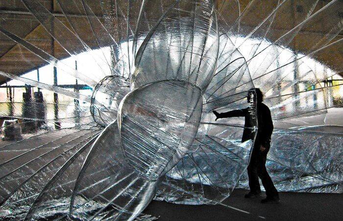 Art installation by Klaus Pinter 7