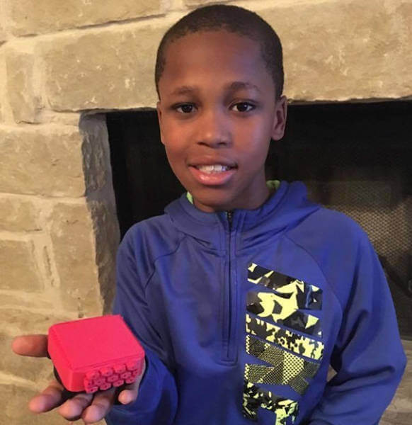 Bishop Curry device to help kids left in cars