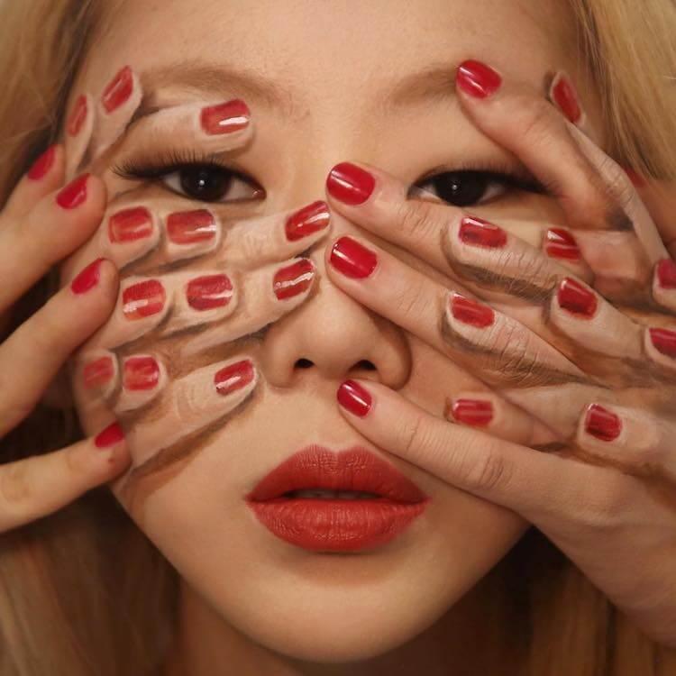 Dain Yoon optical illusions 10
