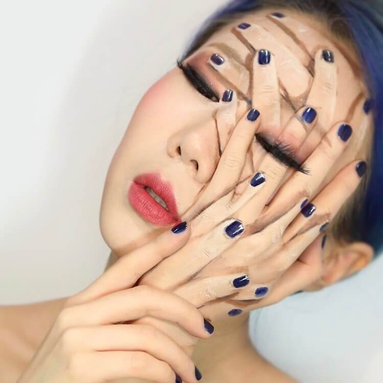 Dain Yoon optical illusions 11