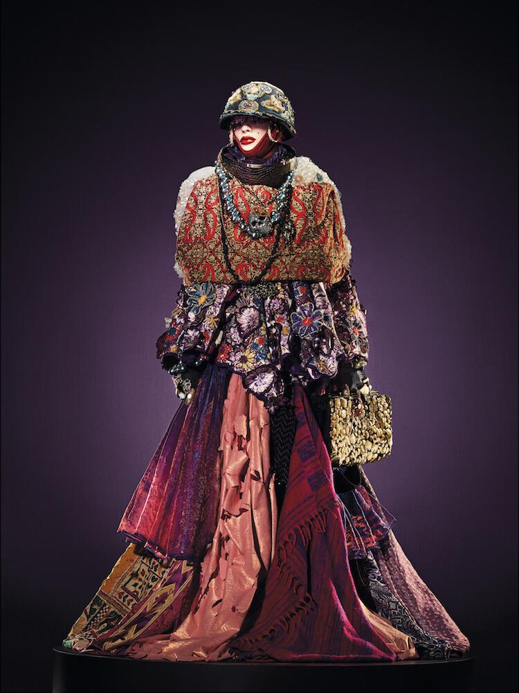 -Daniel Lismore wearable sculptures 6