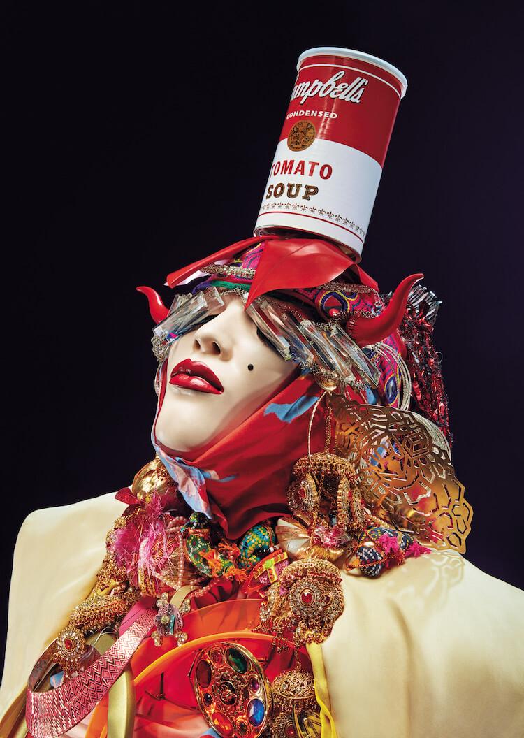 -Daniel Lismore wearable sculptures