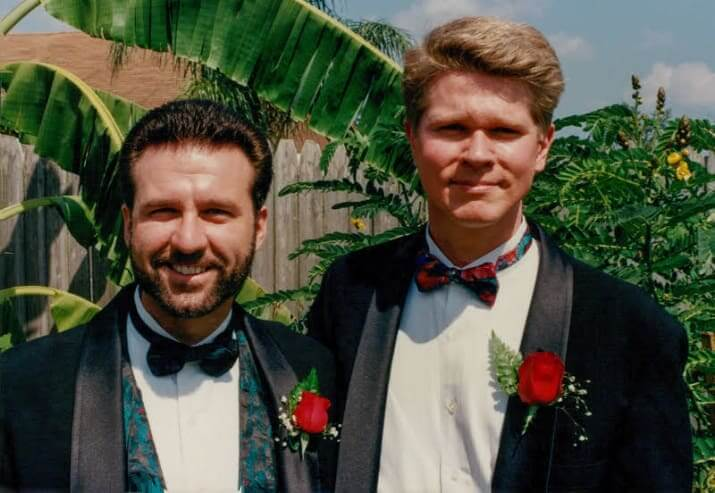Gay Couple Re-Created Their Pride Photo 24 Years Later