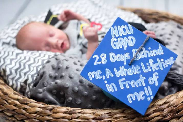 Nurses Are Holding Graduation Ceremonies For Babies Leaving The NICU 10