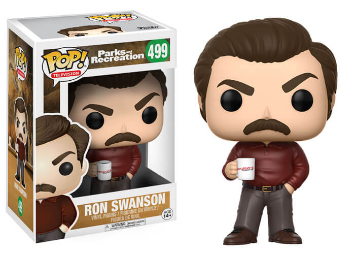 Parks and Recreation Funko dolls 2