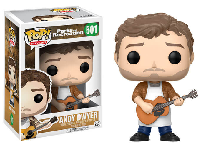 Parks and Recreation Funko dolls 3