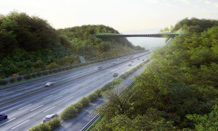 Yangjaegogae Eco-bridge Design Competition 2