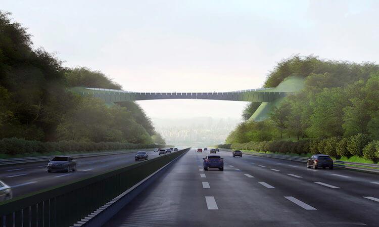Yangjaegogae Eco-bridge Design Competition 3