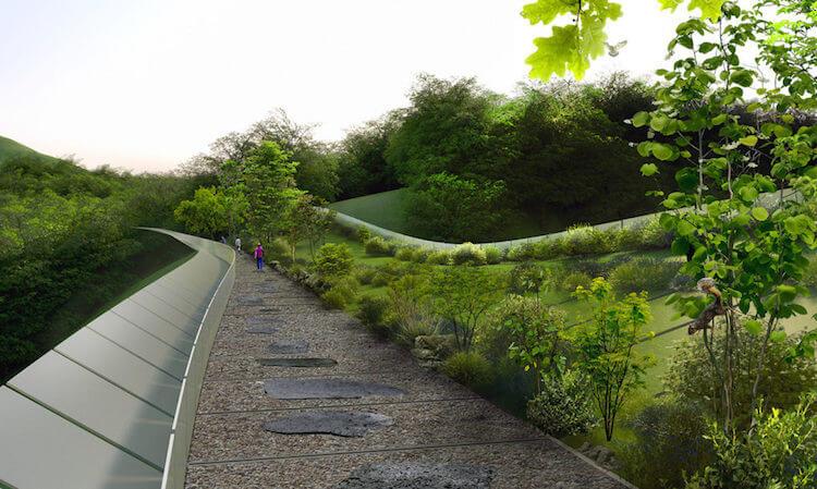Yangjaegogae Eco-bridge Design Competition 4