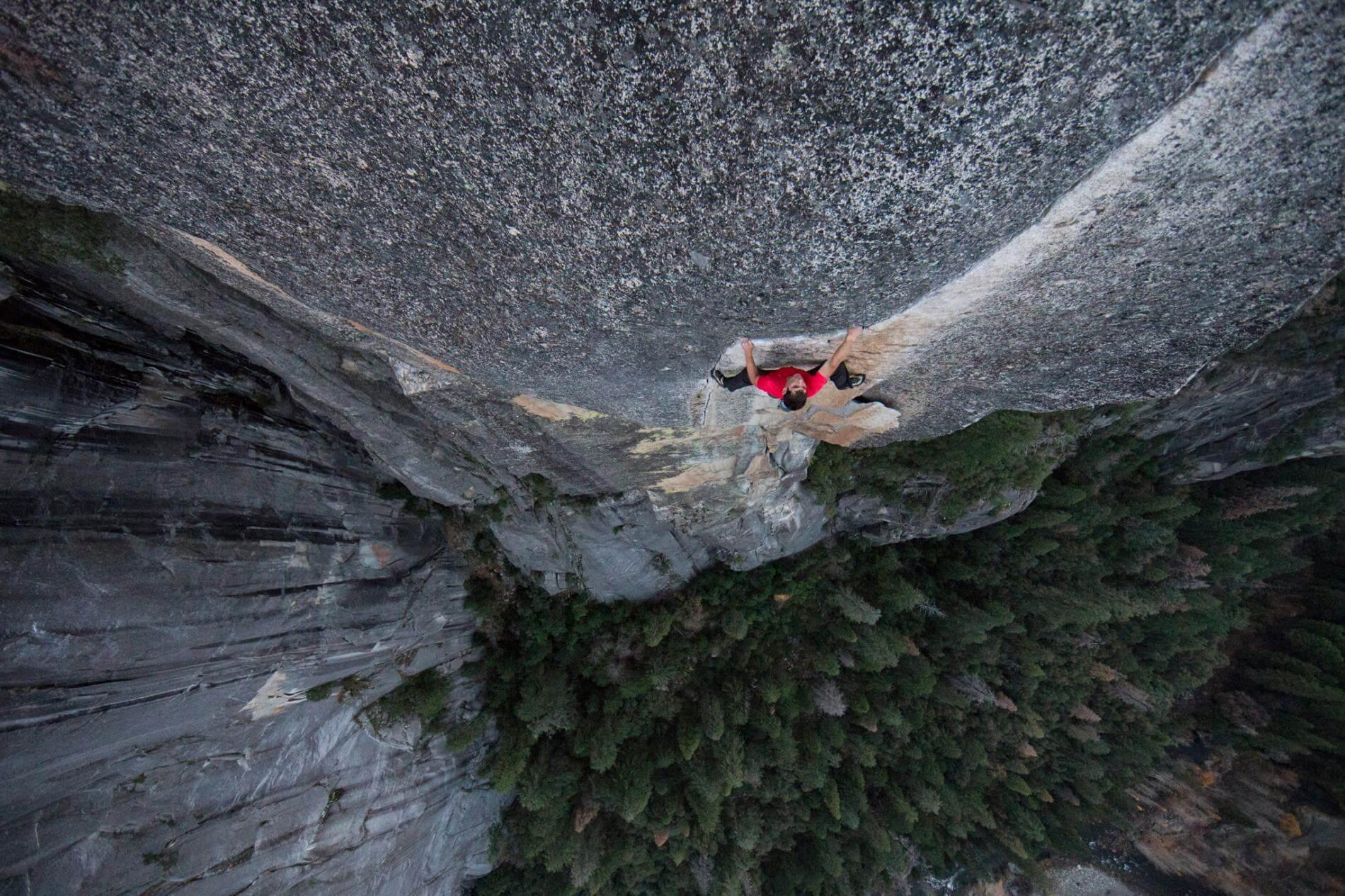 alex honnold el capitan rope free ascent 12