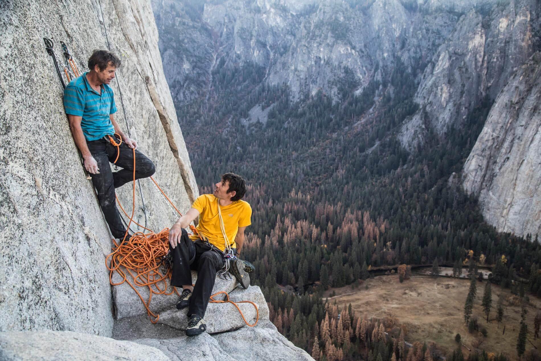alex honnold el capitan rope free ascent 13