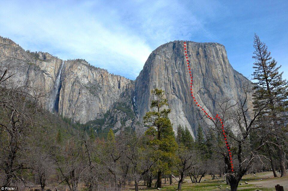 alex honnold el capitan rope free ascent 2