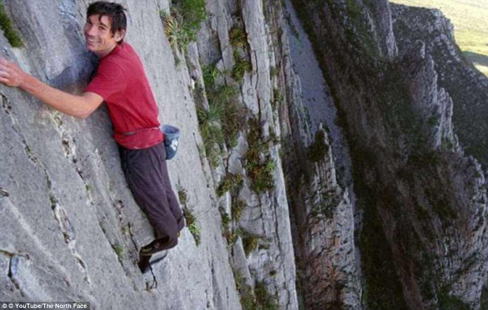 alex honnold el capitan rope free ascent 3