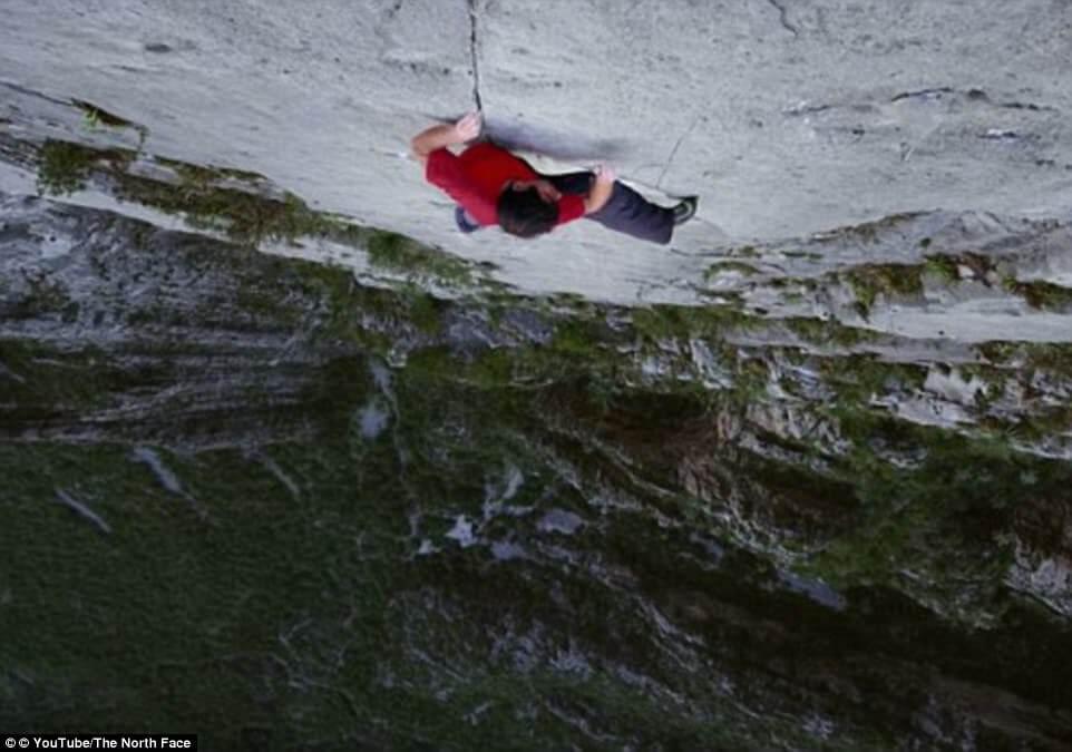 alex honnold el capitan rope free ascent 4