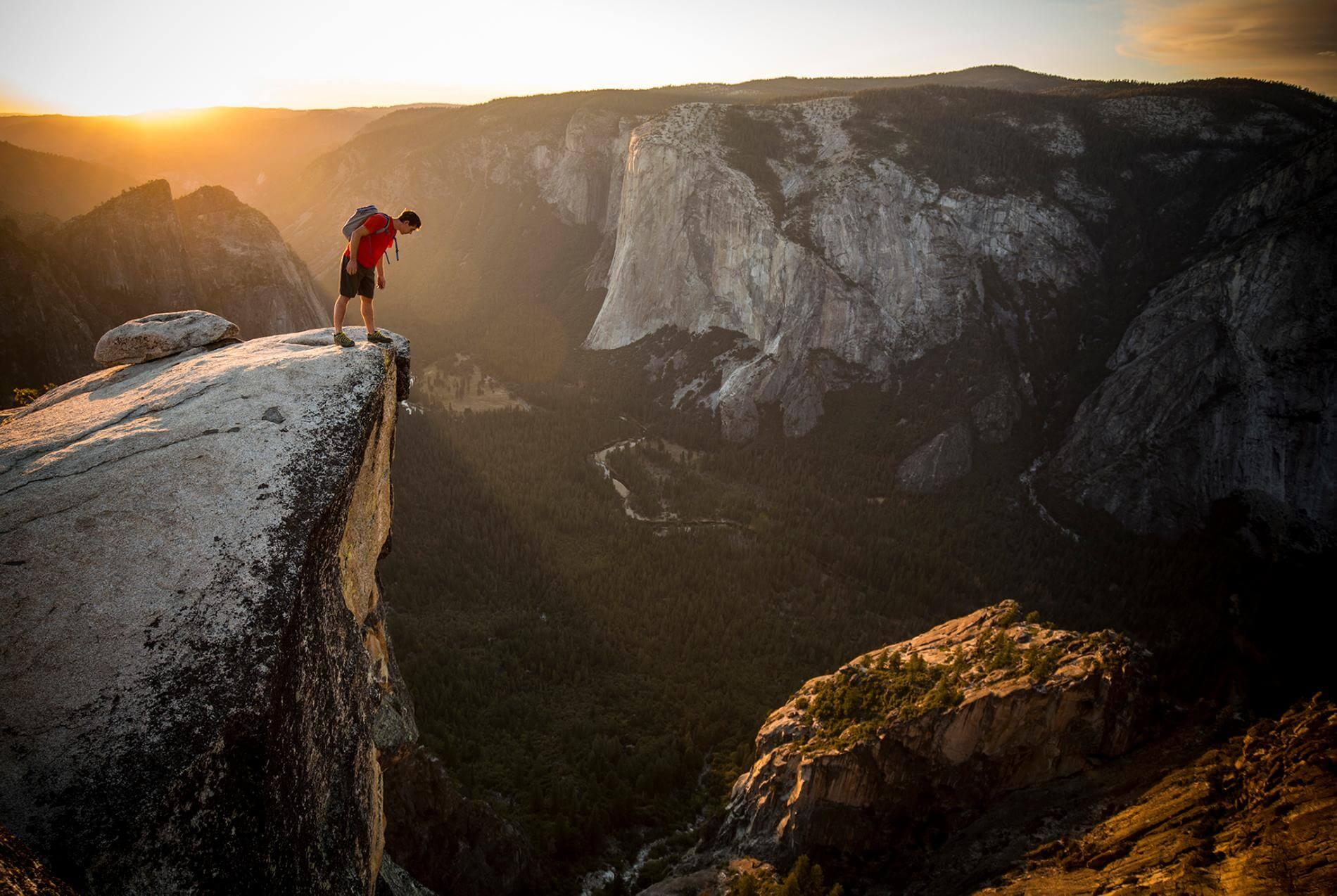 alex honnold el capitan rope free ascent 9