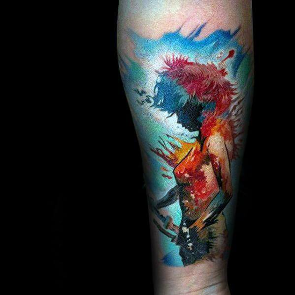 Male Tattoo Half Sleeve Designs