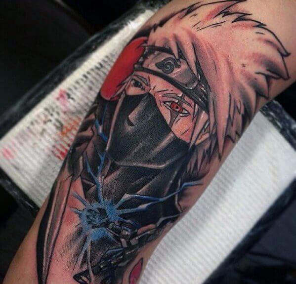 anime tattoo designs 15