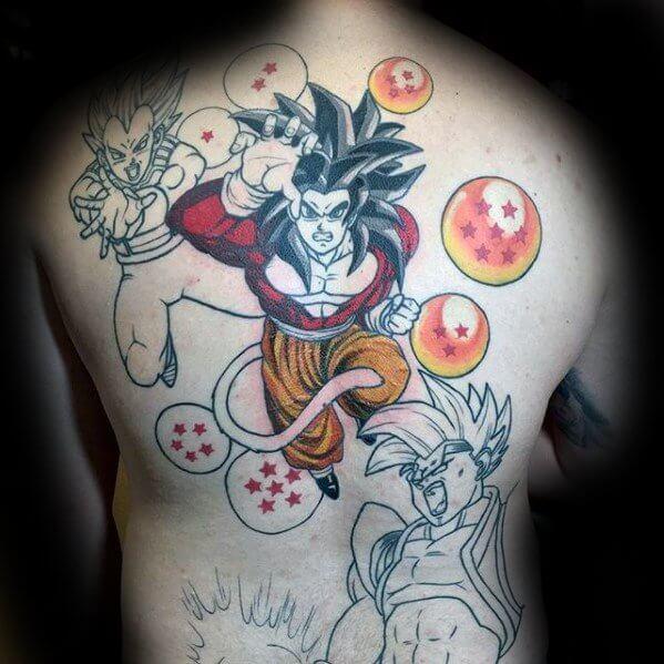 anime tattoo designs 17