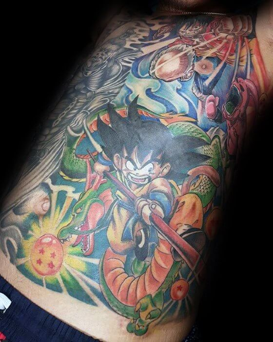 anime tattoo designs 20