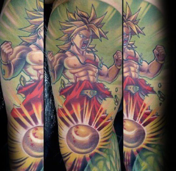 anime tattoo designs 22