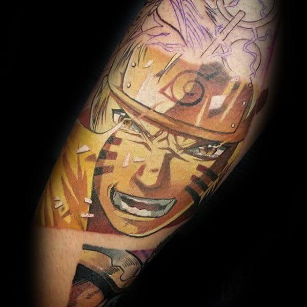 anime tattoo designs 23