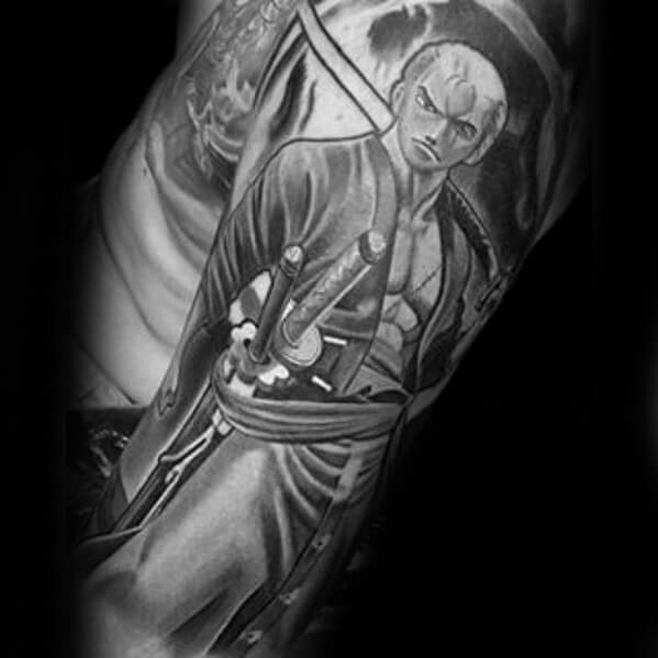 manga tattoos 27