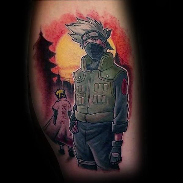 anime tattoos 3