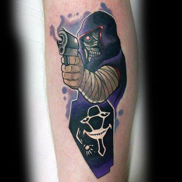60 Anime Tattoos Gallery For Some Japanese Ink Inspiration