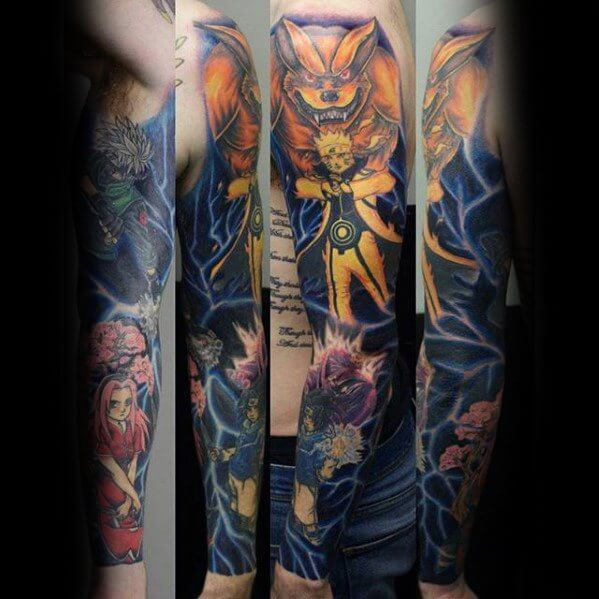 Japanese tattoos 35