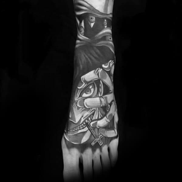 Japanese tattoos 37