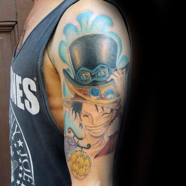 Japanese tattoos 43