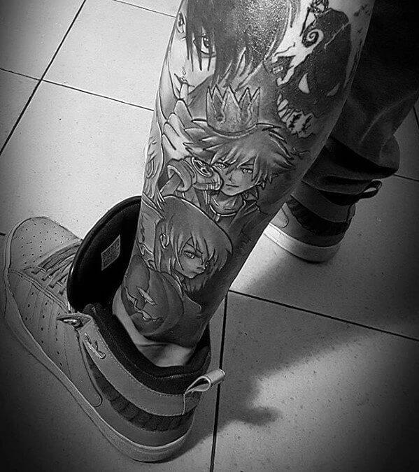 animated tattoos 51