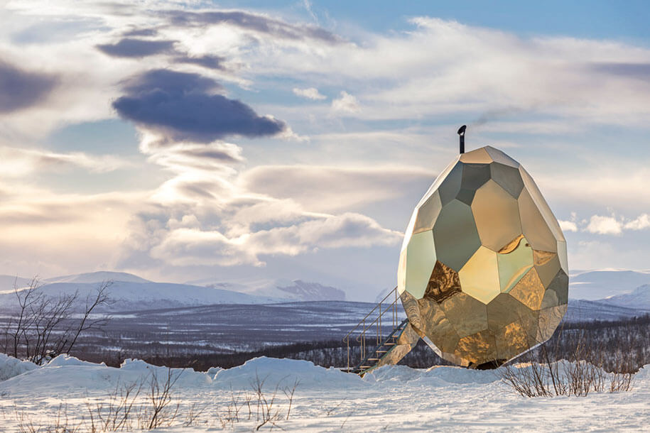 arctic golden egg 3