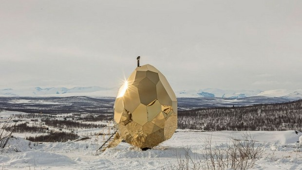 arctic golden egg feat