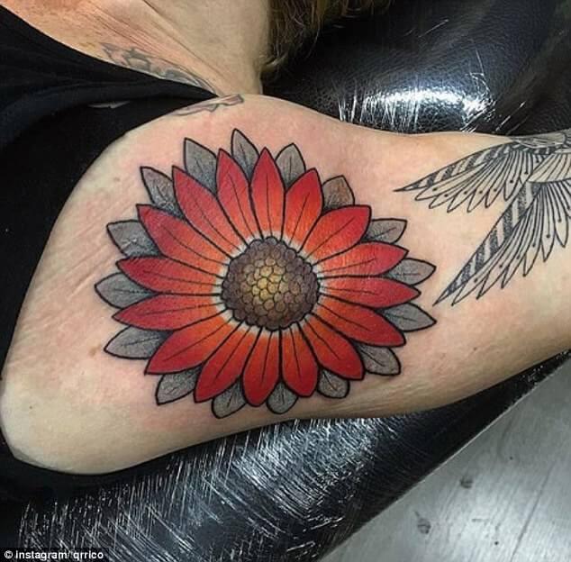 armpit tattoo trend 2