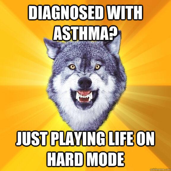 asthma memes 2