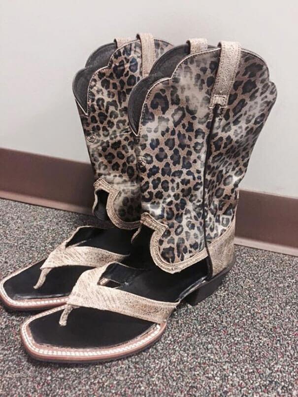 boots sandals 4